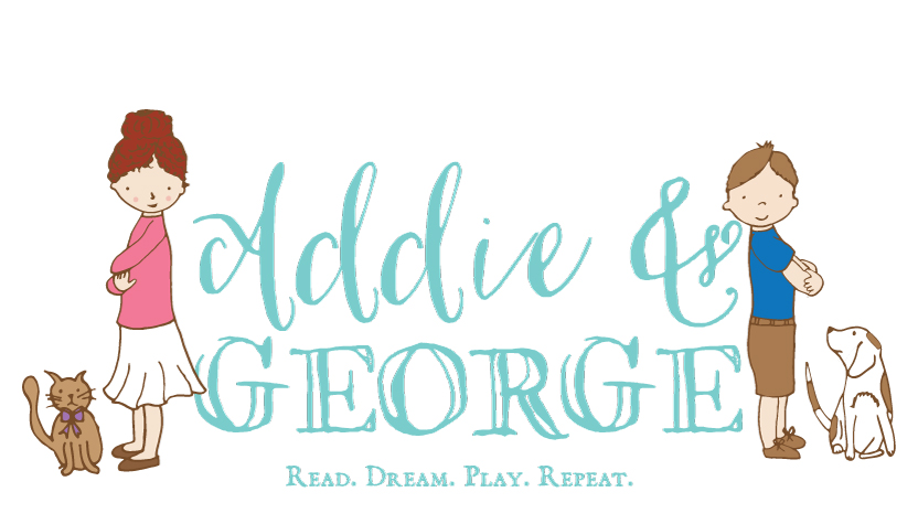 Addie and George - Encouraging children to find magic in everyday objects & wonder in the stars