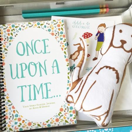 writers journal, kids journal