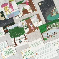 story telling kit, kits for kids, kids gifts